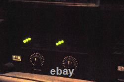 Bgw Systems Bgii Professionnel Amplificateur De Puissance 750b Sons De Nice! 225 Wpc 1978