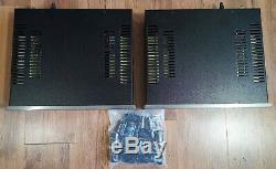 Blue Circle Audio Bc22 Amplificateur De Puissance Monoblocs (pro-serviced & Rechapé)