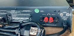 Bose 1800 Série V Amplificateur De Puissance Professionnel