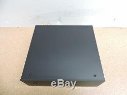 Box Amp Pro-ject Ds2 Ultra Compact Amplificateur De Puissance (noir)