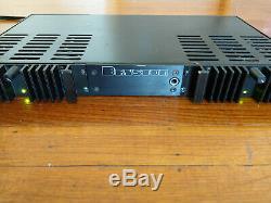 Bryston 2b Lp Stéréo Professionnel Amplificateur De Puissance Fonctionne Très Bien