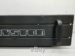 Bryston 3b Npb Version Professionnelle Amplificateur De Puissance De Montage En Rack Studio Amp