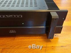 Bryston 4b-sst Pro Amplificateur De Puissance Stéréo, 300w Excellente