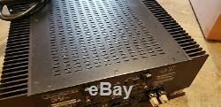 Bryston 4b-sst-pro-120 Amplificateur De Puissance À 2 Canaux. Occasion Excellent État
