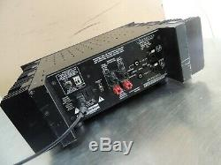 Bryston 4b-st-pro-120 Amplificateur De Puissance Juste Serviced Toujours Sous Garantie