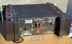 Bryston 7bst 7bst Pro Mono Amplificateur De Puissance Paire