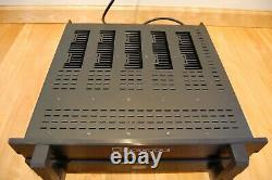 Bryston 9bsst Pro Studio Amplificateur Near Mint Garantie Jusqu'en Février 2025