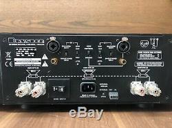 Bryston B4-sst-2 Pro Amplificateur De Puissance (13 Ans De Garantie)