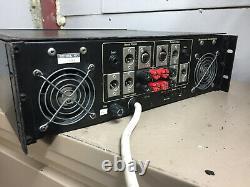 Cambridge C Audio Sr 606 Vintage Professional Power Amplificateur Working Free P & P