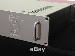 Carver Pm-1201 Amplificateur De Puissance Professionnel Pj / Pa