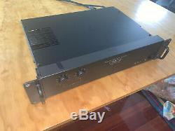 Carver Pm-350 Champ Magnétique Professionnel Amplificateur De Puissance, 2 X 350w, 1x900w Mono