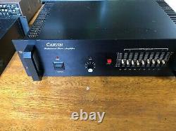 Carvin Amplificateur De Puissance Professionnel DCM 301