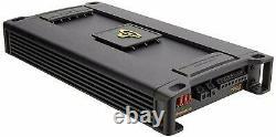 Cerwin Vega Spro1400.4 Stroker Pro 4 Channel Component Speakers Amplificateur Nouveau