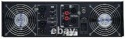 Cerwin-vega Cv-5000 Amplificateur Professionnel De Puissance De 5000 Watts
