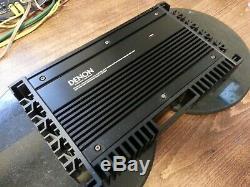 Classe A Denon Dca 3400 Amplificateur De Puissance 4/2 Canal Hisq Amp Pro Audio Voiture
