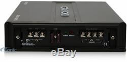 Classe Ab D'amplificateurs Audio De Voiture De Puissance Crunch Pd3000.2 De 3 000 Watts Rms, Amplificateur