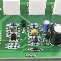 Classe Pr-800 Assemblé A / Ab Amplificateur De Puissance Professionnel Carte Avec Dissipateur