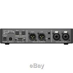 Convertisseur Ad / Da De Référence Rme Adi-2 Pro Avec Amplificateurs De Casque Extreme Power
