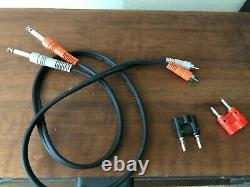 Couronne Dc300a Amplificateur Rares Cas En Bois De Noyer Puissance Professionnel Ampère USA