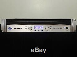 Couronne Itech 4000 Amplificateur De Puissance Professionnel
