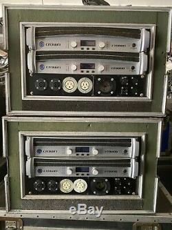 Couronne Itech 8000 Amplificateur De Puissance Professionnel Livraison Gratuite