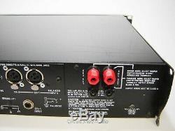 Couronne Macro-tech 1200 / Professionnelle 2 Canaux Amplificateur / Fx / 282904 - CC