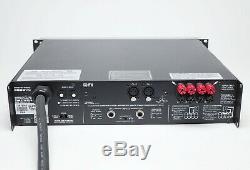 Couronne Macrotech 3600vz Amplificateur Professionnel