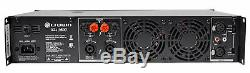 Couronne Pro Xli1500 900w 2 Canaux Dj / Pa Amplificateur De Puissance Professionnel Amp XLI 1500