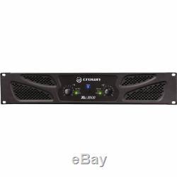 Couronne Xli3500 Stéréo Professionnel Amplificateur De Puissance 2 Canaux 1350w À 4 Ohms