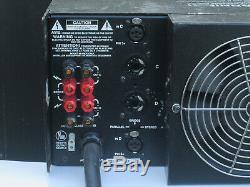 Crest Audio 10004 10000 Watt Monstre Professionnel Amplificateur De Puissance Amp