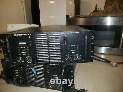 Crest Audio 10004 Amplificateur De Puissance Monster Pro De 10 000 Watts