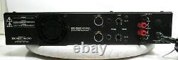 Crest Audio 2 Canaux Amplificateur De Puissance Professionnel Modèle 700