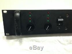 Crest Audio 7001 Amplificateur Haute Puissance Professionnel