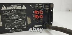 Crest Audio 8001 Amplificateur De Puissance Professionnel Amp 230v/50hz Non Testé Tel Quel