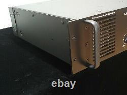 Crest Audio 8002 Professional 4000 Watts Amplificateur De Puissance Dj / Pa