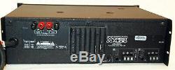 Crest Audio Amp Vs1500 2000 Watt Pro Sono Amplificateur De Puissance Professionnel
