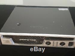 Crest Audio Cc4000 Professional 4000 Watts Amplificateur De Puissance Dj / Pa