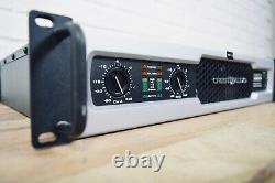 Crest Audio Cd-1500 Amplificateur De Puissance Professionnel En Excellent État