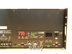 Crest Audio Cki Power Professional Amplificateur 2400 W 2 Ch Avec Nx Cobranet