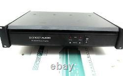 Crest Audio Fcv220 Amplificateur De Puissance Commerciale 2 Canaux Pro Audio Studio Amp
