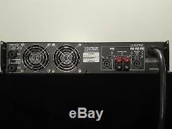 Crest Audio Pro 5500 Cc5500 Watts Amplificateur De Puissance Dj / Pa