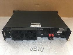 Crest Audio Pro 7200 Unité D'amplificateur De Puissance De 3300 Watts # 2 Très Bien Utilisé