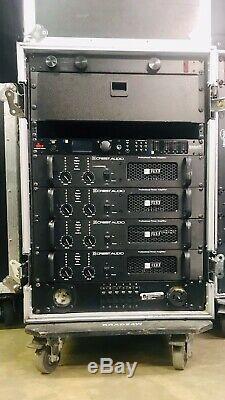 Crest Audio Pro 9200 6500w Amplificateur De Puissance (un)