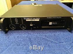 Crest Audio Pro 9200 Amplificateur De Puissance Professionnel