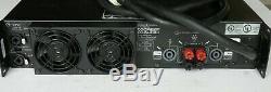Crest Audio Pro 9200 Amplificateur De Puissance Professionnel 1300 Wpc / 8 Ohms Clean Teste
