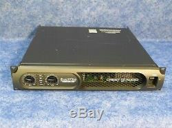 Crest Audio Pro-lite 5.0 5000w Professional Power Amplifier