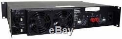 Crest Audio Pro7200 3400 Watt Amplificateur De Puissance Professionnel Pro 7200