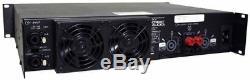 Crest Audio Pro7200 Amplificateur De Puissance Professionnel Pro 7200 De 3400 Watts