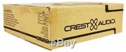 Crest Audio Prolite 5,0 5000 Watt Amplificateur De Puissance Amp Professional