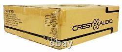 Crest Audio Prolite 7.5 7,580 Watt Amplificateur De Puissance Professionnel